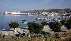 Tinos e le isole greche