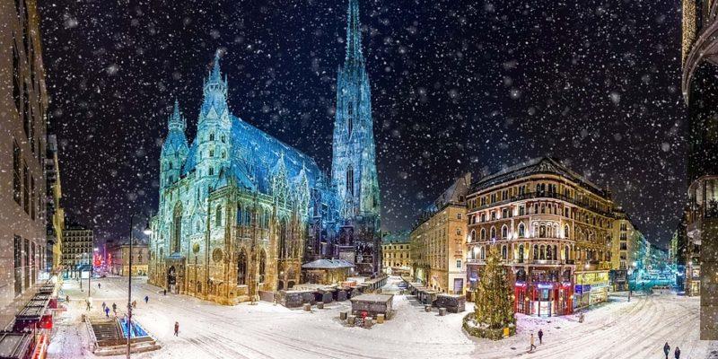Vienna, un Capodanno all'insegna dell'eleganza
