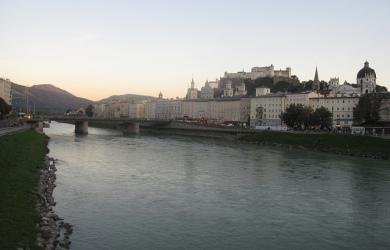 Salisburgo e dintorni: il barocco abbracciato dalla poesia delle Alpi