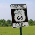Route 66... the mother road