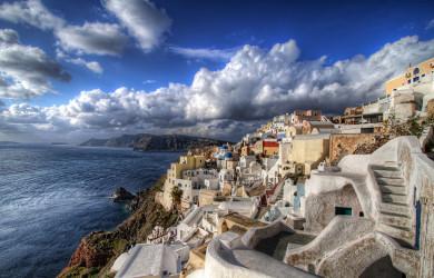 Santorini, tra mare e archeologia