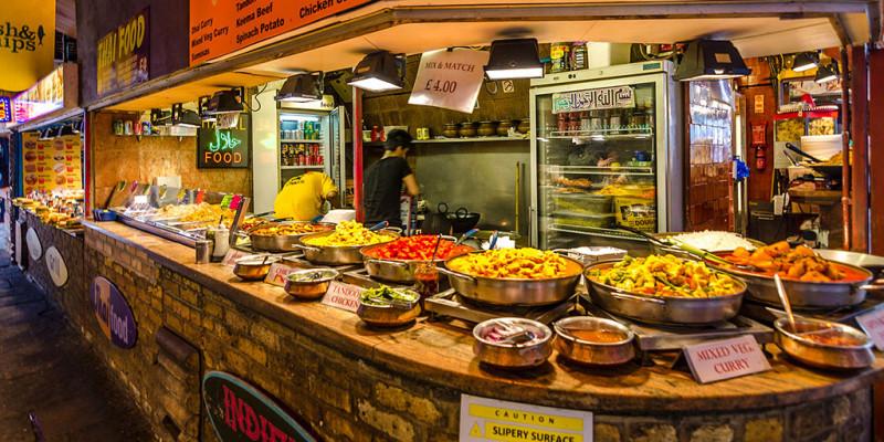 Assaporare il vero gusto di Londra: i migliori food truck