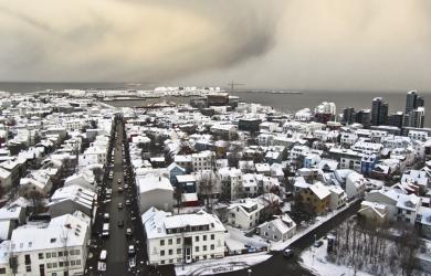 Reykjavík, un posto da sogno alle pendici del Polo