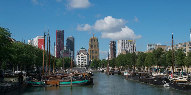 Rotterdam, dove il futuro è oggi
