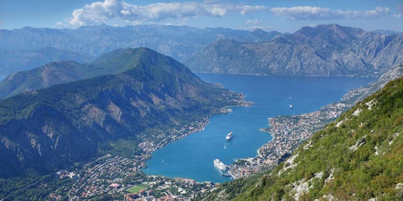 Kotor, dove mare e montagna vanno a braccetto